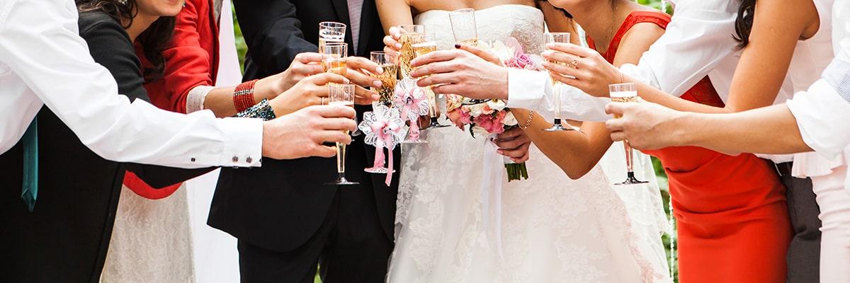 大切な友人の結婚祝いに