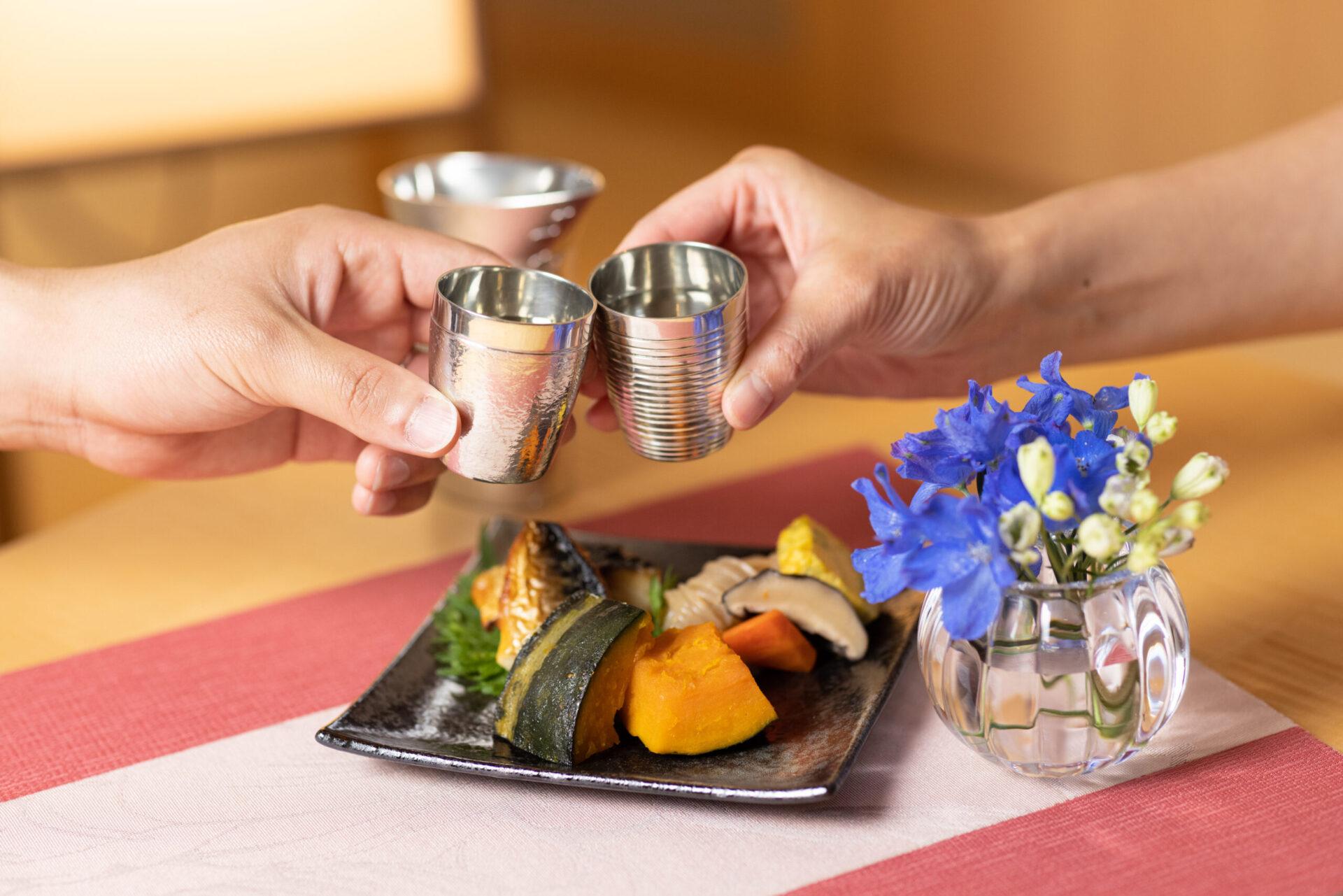 Sake-set
